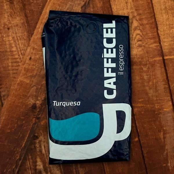 Caffecel Turquesa 1kg