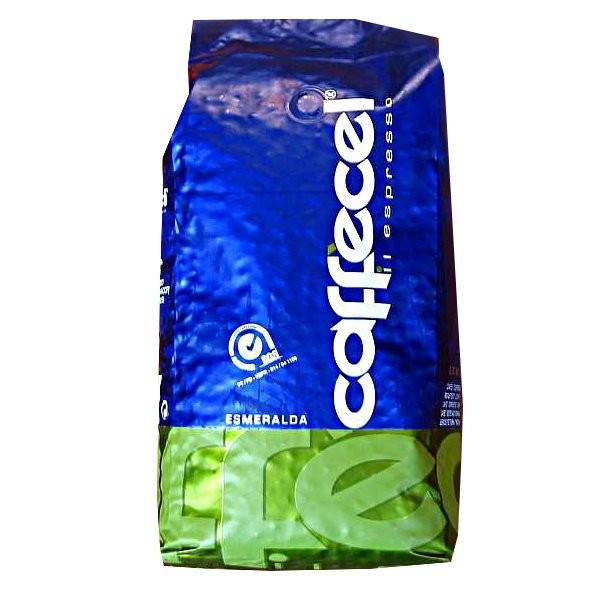 Caffecel Esmeralda 1kg