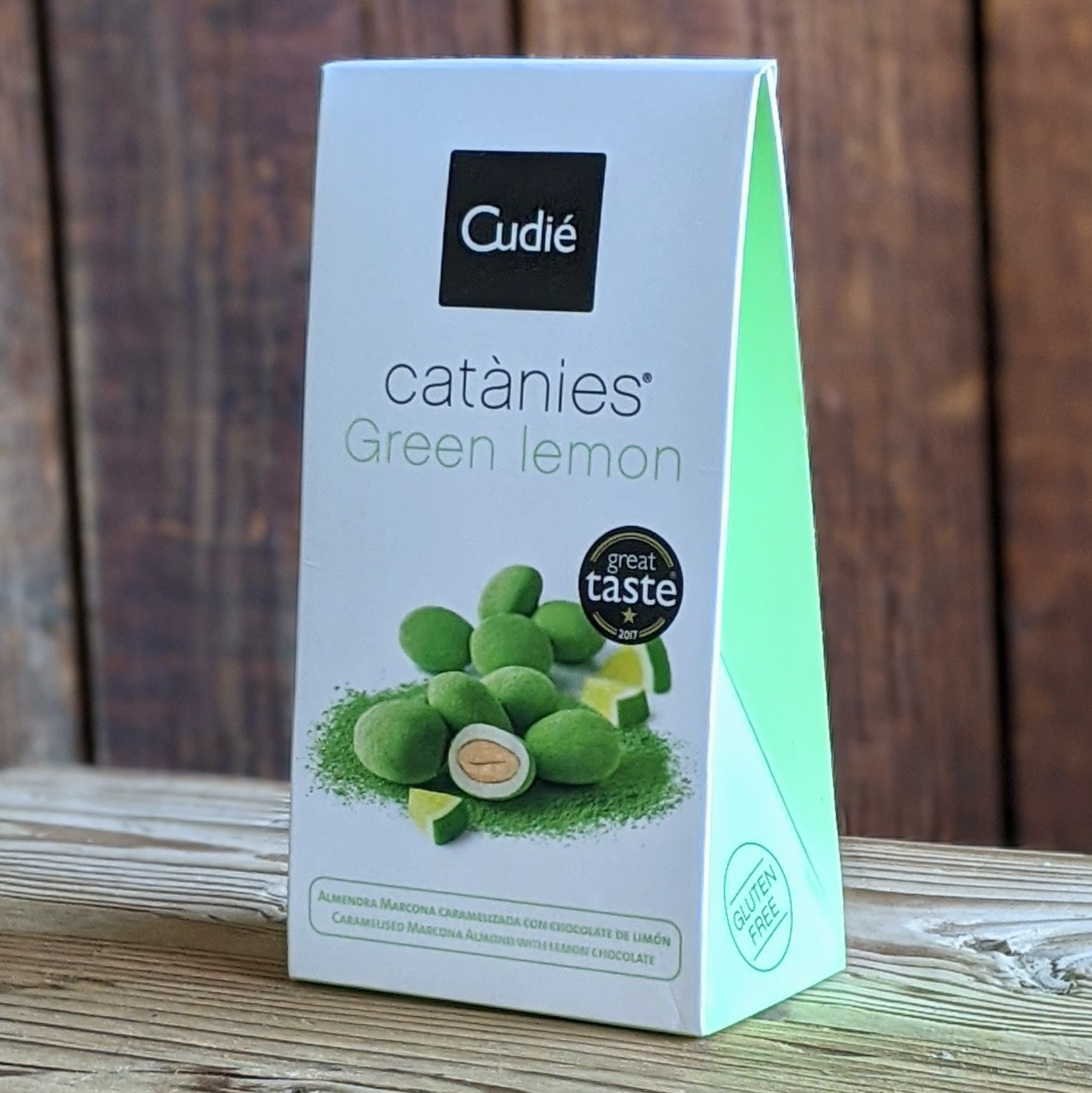 Cudié Catànies Green Lemon, 80g