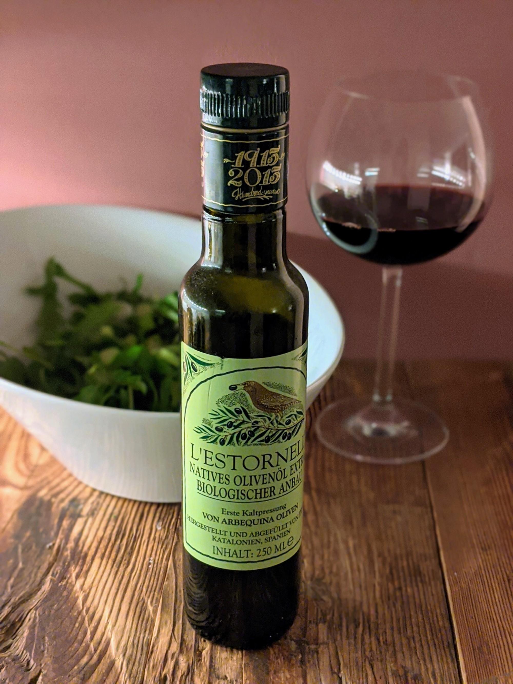 L´Estornell natives Bio Olivenöl extra -  250ml