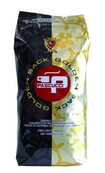 Pascucci Espresso Extra Bar Gold 1Kg