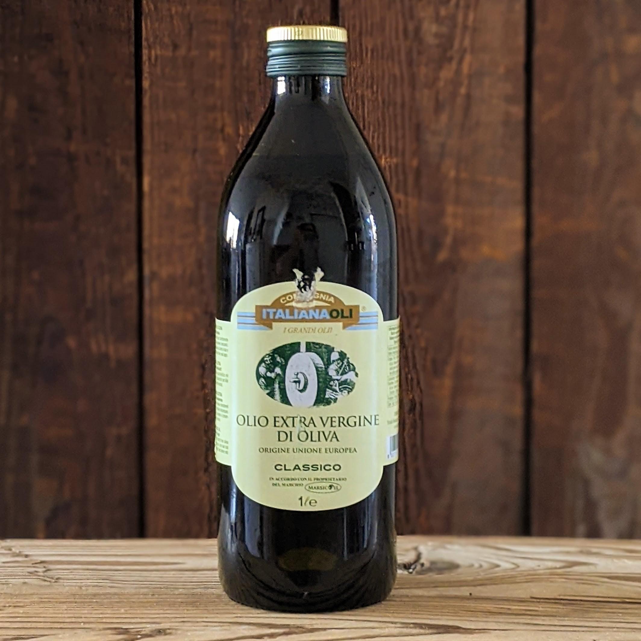 Italiana Oli Olivenöl Extra Vergine 1l