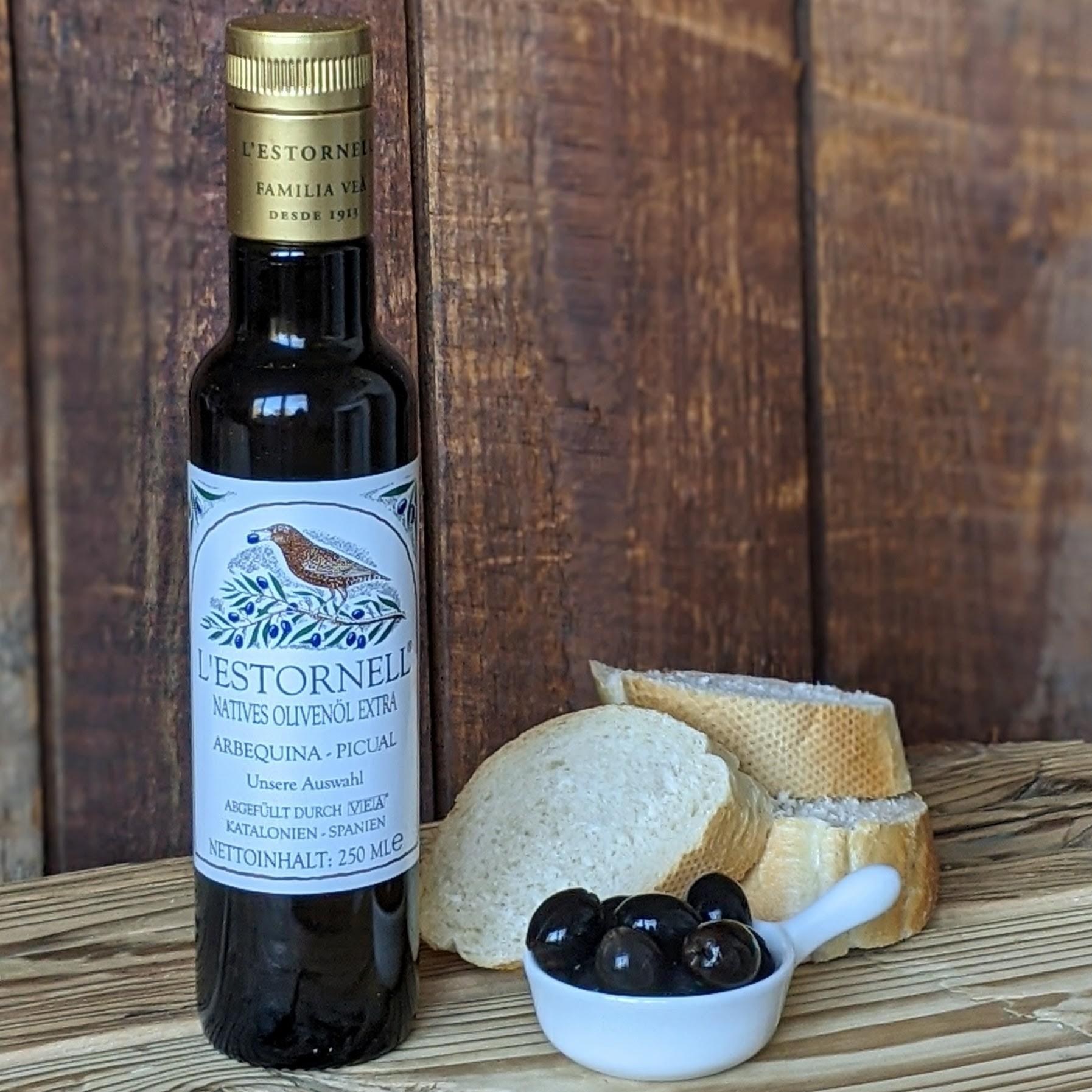 L´Estornell natives Olivenöl extra -  250ml