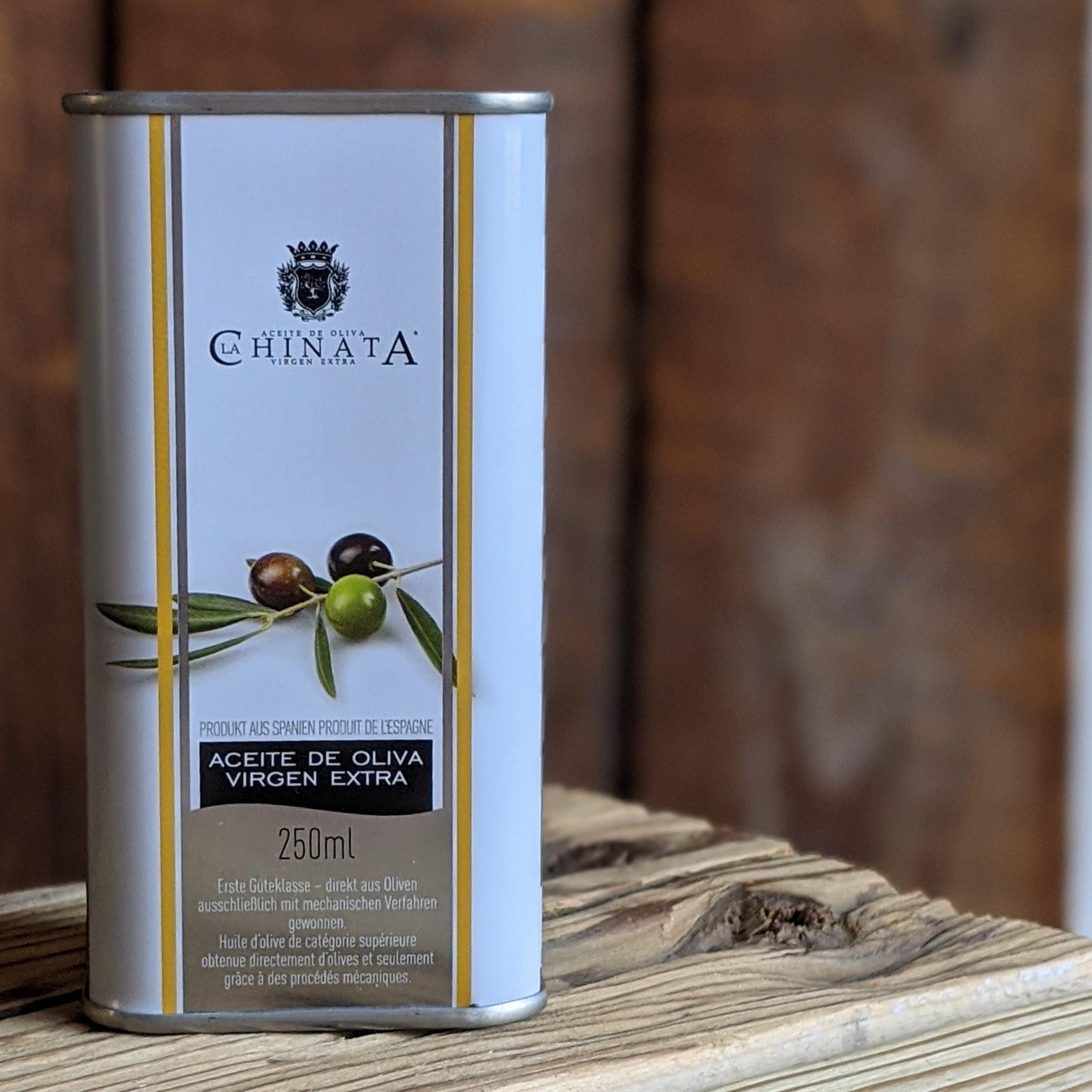 La Chinata Natives Olivenöl extra - in der Dose -  250ml