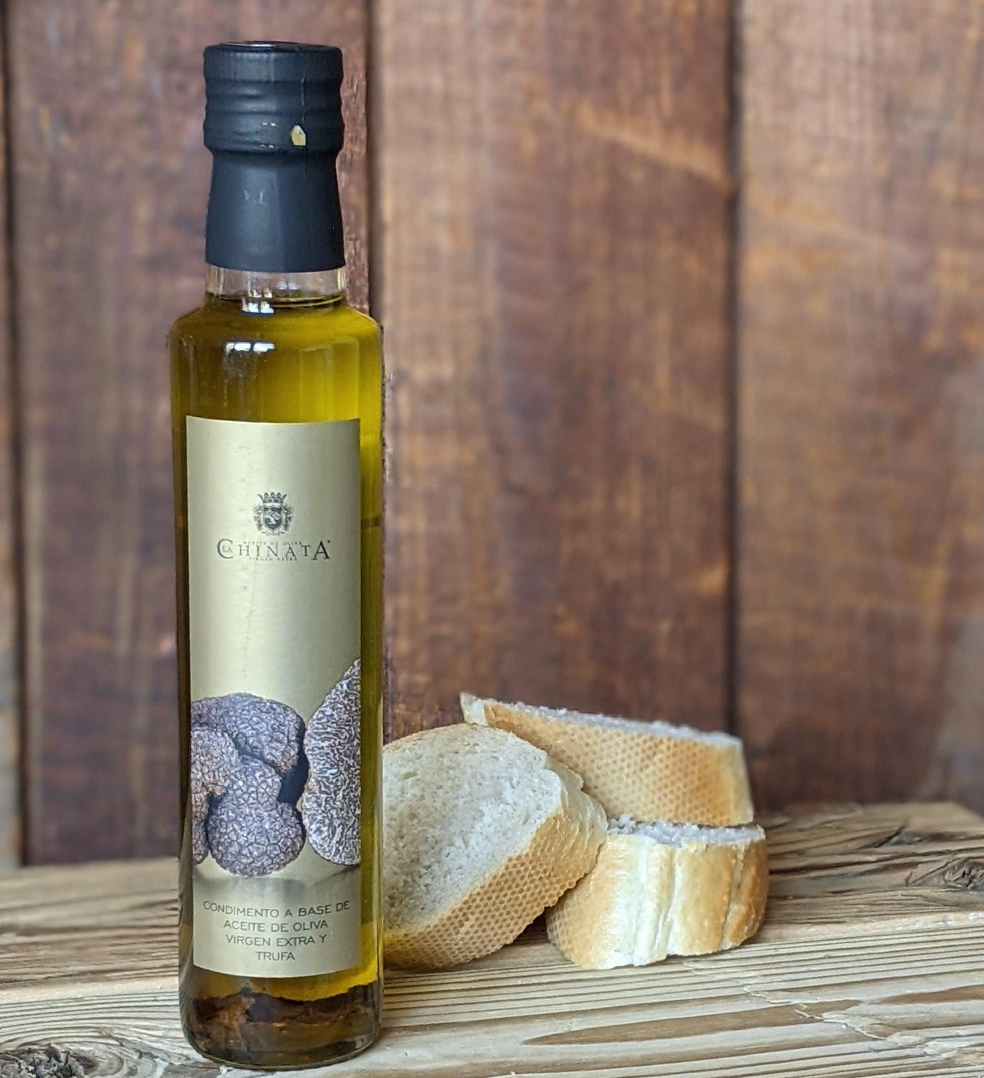 La Chinata Natives Olivenöl extra - mit Trüffel -  250ml