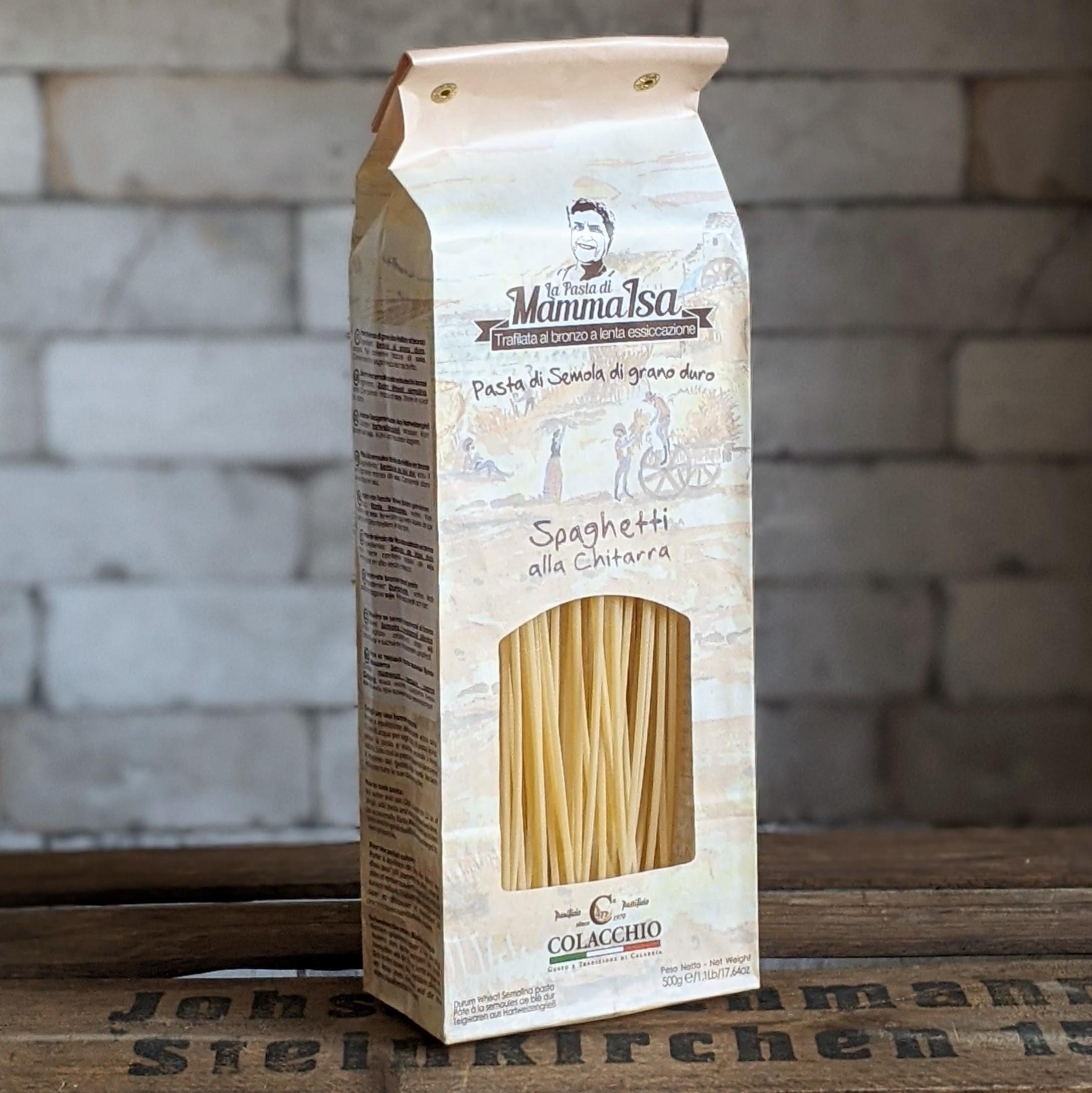 Mamma Isa Spaghetti alla Chitarra, 500g