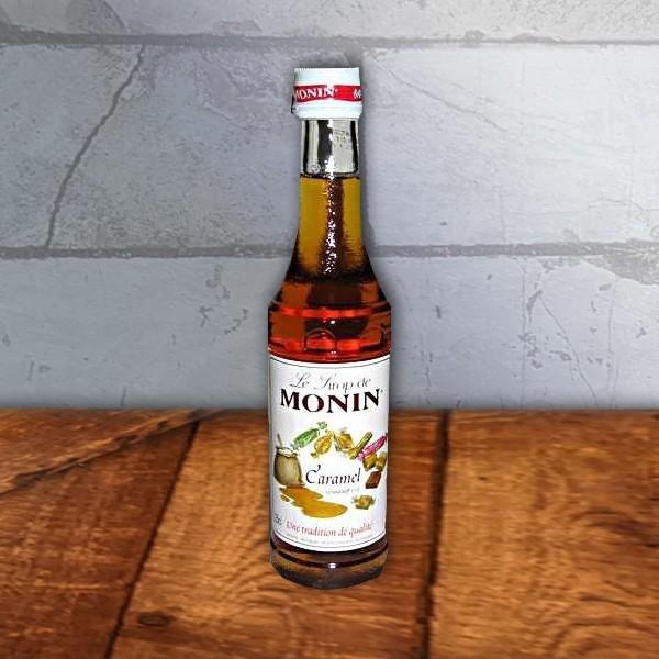 Monin Caramel Sirup 700ml