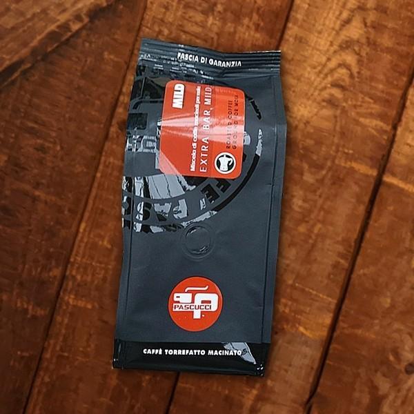 Pascucci Espresso Extra Bar Mild 250g Vakuumbeutel