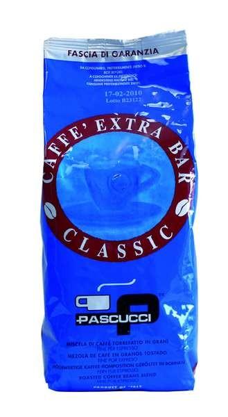 Pascucci Espresso  Extra Bar Classic 1Kg