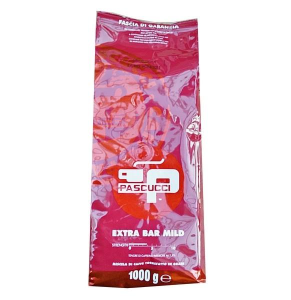 Pascucci Espresso Extra Bar Mild 1KG
