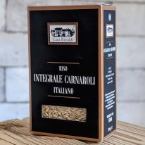 Casa Rinaldi Integrale Carnaroli Risottoreis, 500g
