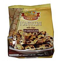Fiorentino Cantuccini mit Schokolade, 150g