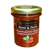 Agromonte Pane e Pasta Pikante Kirschtomaten 200g