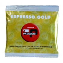 Pascucci Espresso Extra Bar Gold PAD 100 Stück
