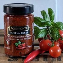 Agromonte  Pomodorino ciliegino e peperoncino piccante  200g